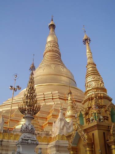 Glorious Golden Pagoda