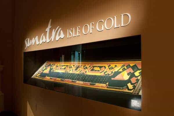 Sumatra Isle of Gold Exhibition