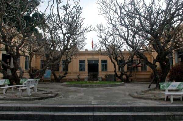 Museum of Cham Sculpture, Da Nang