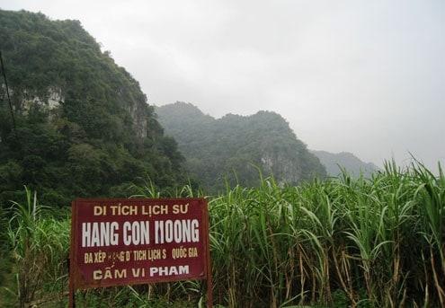 Con Moong Cave, Vietnam Net 20121229