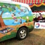 Sipar Mobile Library. Source: Phnom Penh Post, 20140523