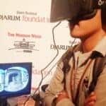 Virtual Reality using Oculus Rift. Source: Jakarta Post 20140516