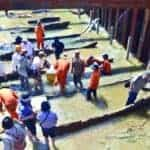 Shipwreck recovery from Quang Ngai Province. Source: Viet Nam News 20140714
