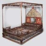Nguyen Dynasty Bed. Source: Thanh Nien News 20140625