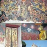 Wat Chaiyathit, an early Ayutthaya-period temple in Bangkok. Source: Bangkok Post 20140731