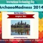Angkor Wat - champion of ArchaeoMadness 2014
