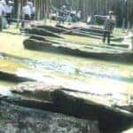 Shipwrecks at Quang Ngai Province. Source: Viet Nam Net 20141123