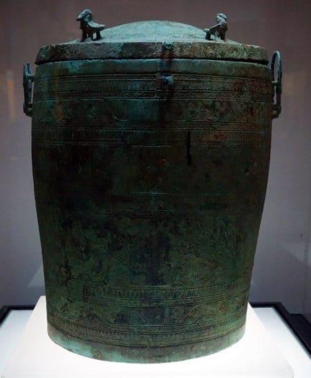The Hop Minh Bronze Jar. Thanh Nien News 20141118