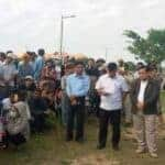 Vendors at Angkor protesting. Source: Phnom Penh Post 20141216