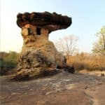 U-sa's Tower in Phu Phra Bat Historical Park. Source: The Nation, 20150127