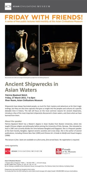 ancient shipwrecks flyer