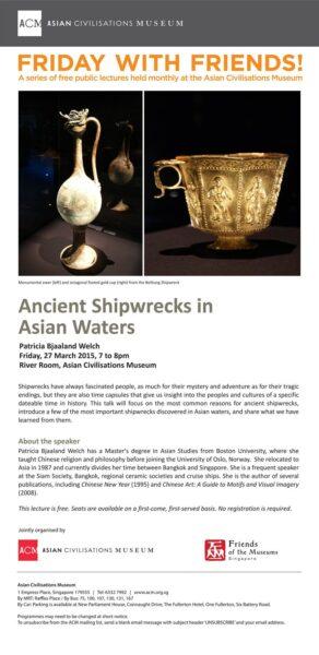 ancient shipwrecks flyer