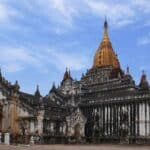 Ananda Temple in Bagan. Source: TTR Weekly 20150302