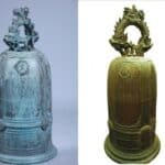 Vietnamese bell on auction. Source: Viet Nam Net 20150605