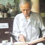 Ho Tan Phan, Vietnamese scholar who donated his collection of Vietnamese records. Source: Viet Nam News 20150615
