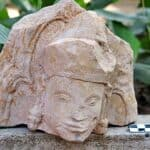 Bayon-era statues discovered near Angkor Wat. Source: Phnom Penh Post 20150702