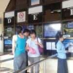 Ticketing booth at Angkor. Source: Phnom Penh Post 20151107