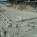 Site discovered under Rampray pagoda. Source: Narinjara 20160201