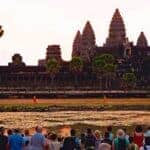 Crowding at Angkor Wat. Source: Conde Nast Traveler 20160310