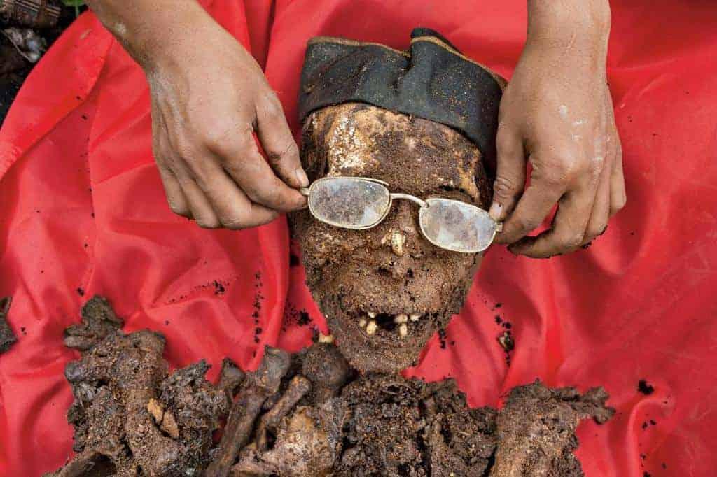 Torajan death rituals