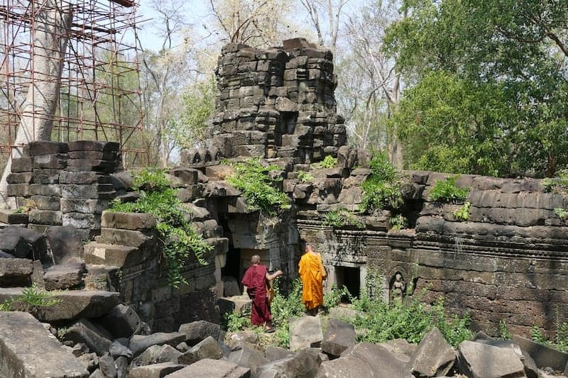 Banteay Chhmar. Source: Cambodia Daily 20160321