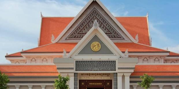 Angkor Panorama Museum. Source: NZ Herald 20160602