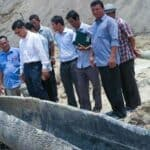 13th century boat found in Angkor. Source: Phnom Penh Post 20160727
