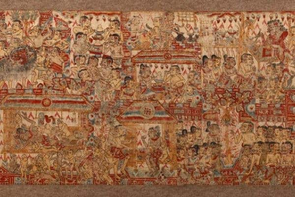 [Talk]The Depiction of Ritual in Balinese Painting of the Nineteenth and early Twentieth Centuries