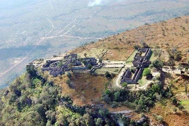Preah Vihear a hit with Japanese tourists