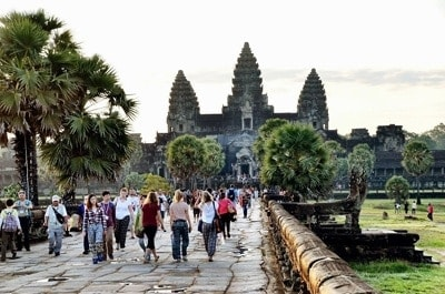 Angkor ticket sales will go online