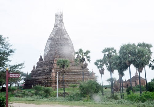 50 Bagan pagodas to be restored this year