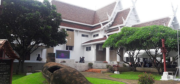 Chiang Mai Museum reopens after renovation