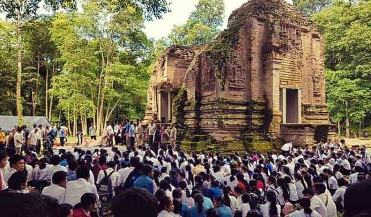 Celebrating Sambor Prei Kuk, Cambodia's newest World Heritage Site
