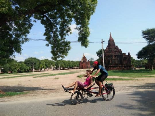 0.15m visits to Bagan in 6 months | Eleven Myanmar
