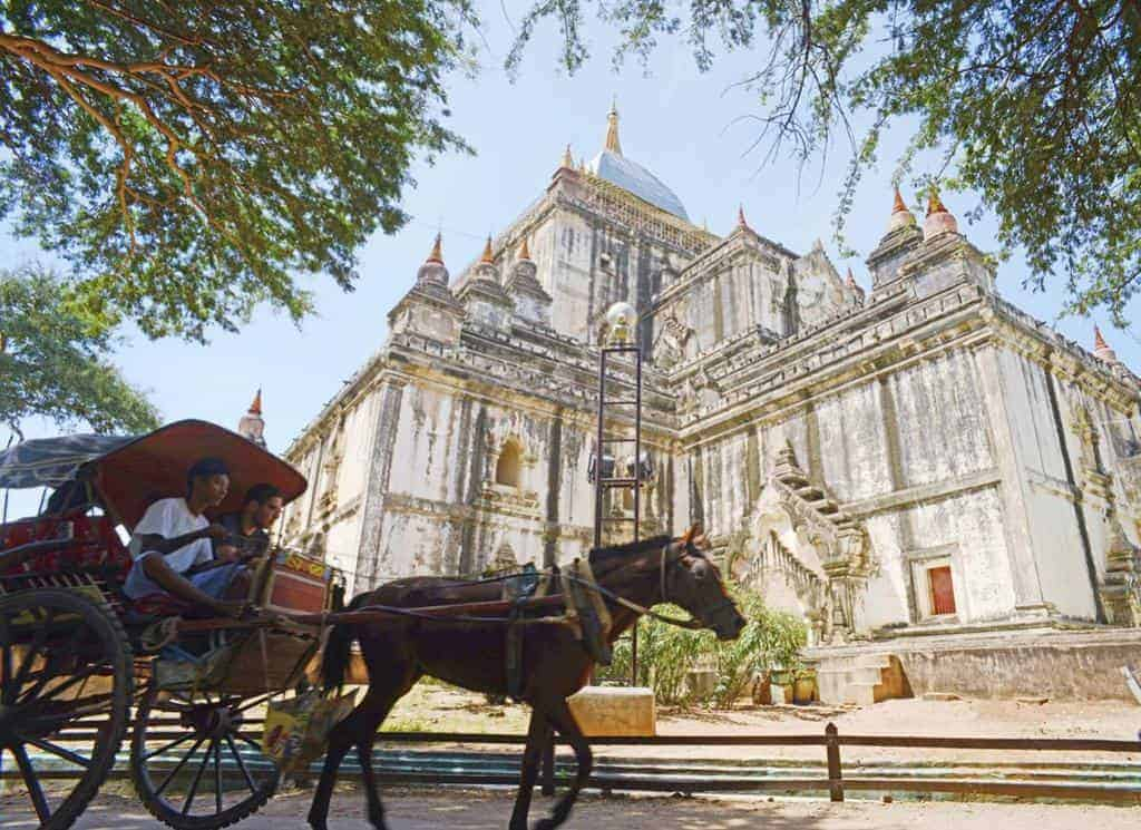 Bagan on way to UNESCO listing as world heritage site