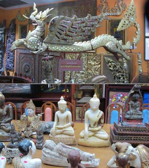 Myanmar's preservation man pursues dream museum