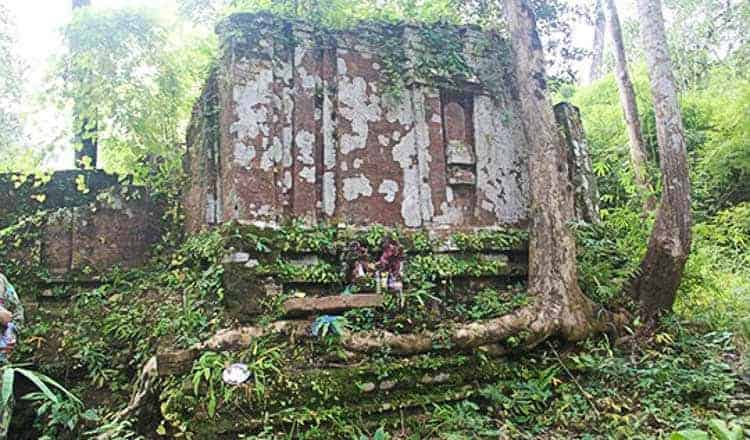Angkor temples found