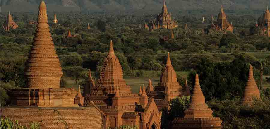 Govt Plans to Relocate Hotels From Bagan Archeological Zone