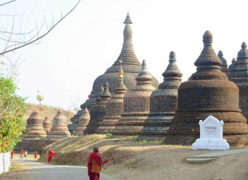 Mrauk-U eyes listing as UNESCO World Heritage site