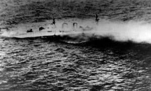 Bodies of second world war sailors in Java sea 'dumped in mass grave'
