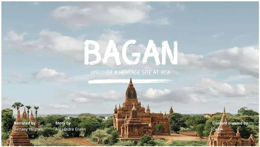 It's World Heritage Day – Check out 3D scans of some of the world's most famous ancient monuments in Google Arts & Culture's Open Heritage