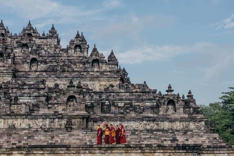 Borobudur Tour From Singapore