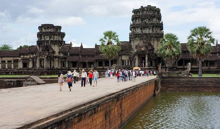 Angkor residents given construction permission