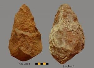 Stone axes found in the Central Highlands in 2016 believed to date back to the pre-Epipaleolithic era. Source: Viet Nam Net 20180925