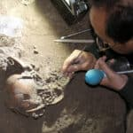 Ancient skeletons discovered in Vietnam cave