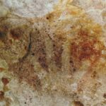 Rock art from Kisar. Source: Antara 20181124
