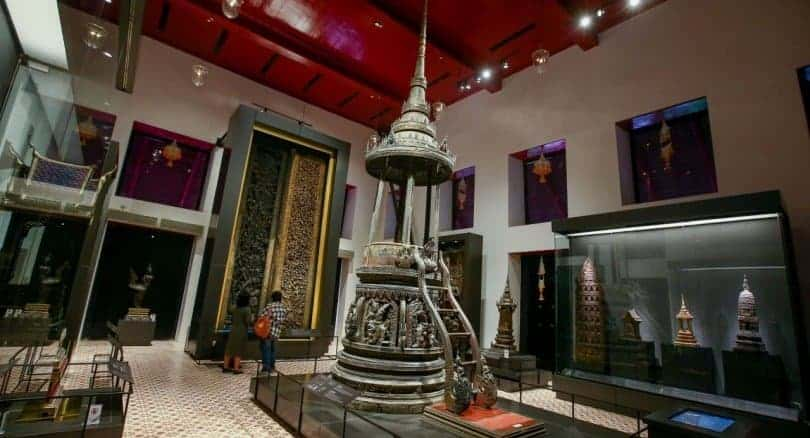 National Museum of Thailand in Bangkok. Source: The Nation, 20190420
