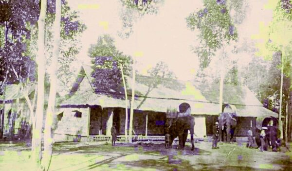 Rest house in Alor Star, 1891. Source: French Embassy/New Straits Times, 20190622