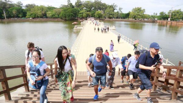 Tourism at Angkor Wat, Source: Phnom Penh Post 20190716