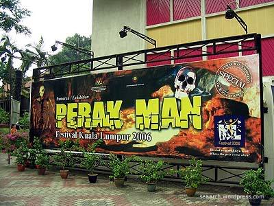 Perak Man Exhibition at Muzium Negara. Pix by Liz Price.